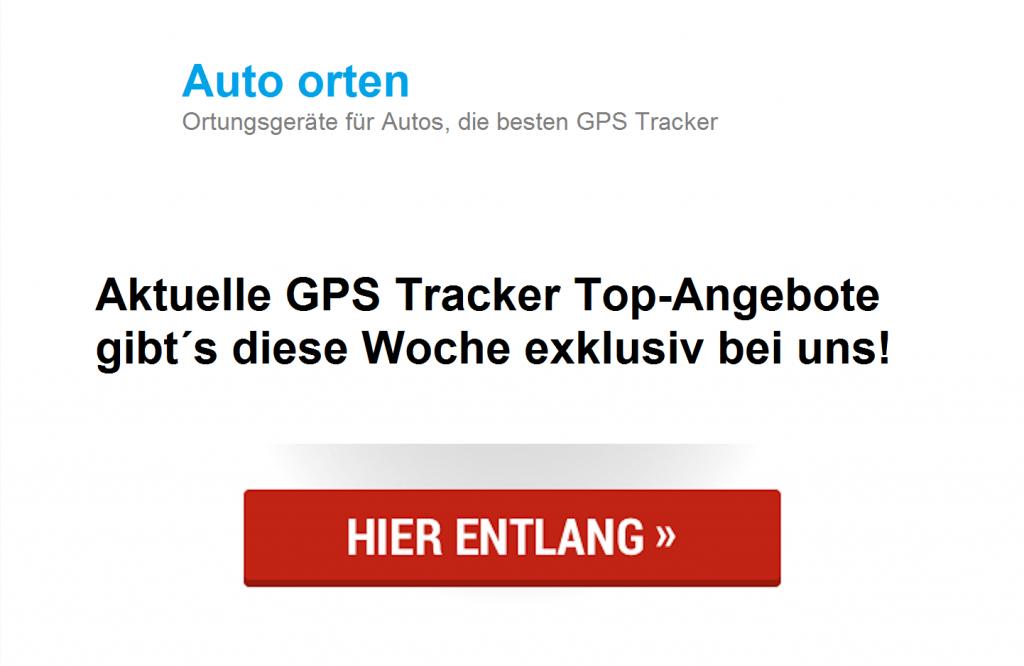 gps tracker auto Angebote